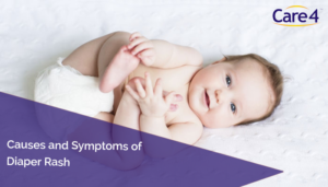 5 Causes and Symptoms of Diaper Rash - Care4 Hygiene